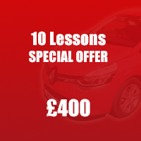 10 lessons special offer