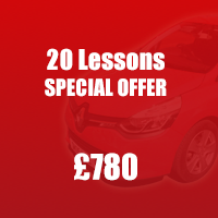 20 lessons special offer