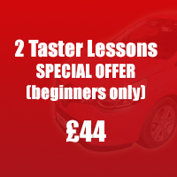 2 taster lessons special offer